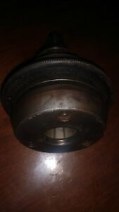 Jacobs Model 50 Collet Chuck W Ad50 78 Adapter Taper 500 Series Collets