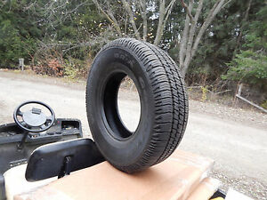 P235 75 R15 Goodyear Wrangler Sr A 1 Tire New Never Mount Missing Tags 30