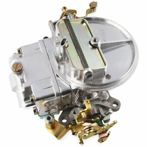Holley 0 4412sa 2300 Series Street 2 Bbl Carburetor 500 Cfm Manual Choke Down Le