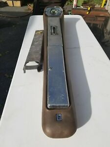 1963 63 Oldsmobile Starfire Center Console Automatic W Tachometer