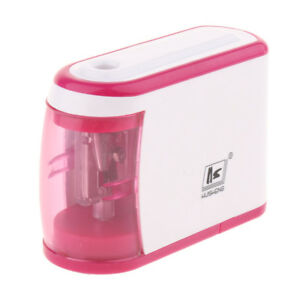 Pencil Sharpener Automatic Touch Battery Operated For School Home Office