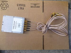 Mini Circuits Zn4pd1 63 s Splitter Combiner Cable s