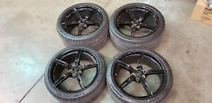 Ferrari 458 Italia Speciale 488 Gtb Wheels Rims Tires Oem Set