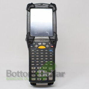 Motorola Symbol Mc9090 Gf0hjefa6wr Wireless Laser Barcode Scanner Windows Mobile