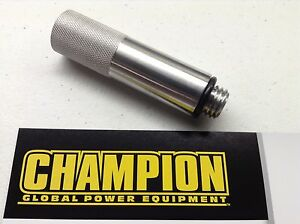 Champion 3500 Watt Inverter Generator Oil Fill And Drain Tube Made In Usa
