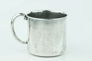 Reed And Barton Sterling Silver Baby Cup