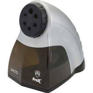 X acto Electric Pencil Sharpener 1612 1 Each