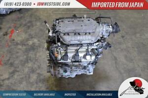 2003 2004 2005 2006 2007 Honda Accord J30a 3 0l Sohc I Vtec V6 Engine J30a4