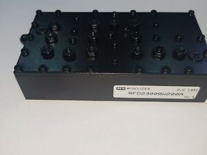 Rf devices Bandpass Filter 2300mhz 2 3ghz Rfd2300bw200a