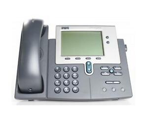 Lot Of 5 Fully Refurbished Cisco 7940g Unified Ip Phone