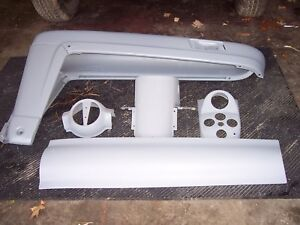 Ford 600 Naa 621 641 Hood Complete Assembly Original Ford Script Side Panels