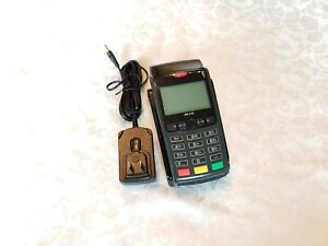 Ingenico Iwl220 emv Wireless Bluetooth Credit Card Terminal Base