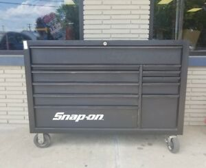 Snap on Kra5311fpot Roll Cab Heritage Double Bank 11 Drawer Toolbox C zzzz