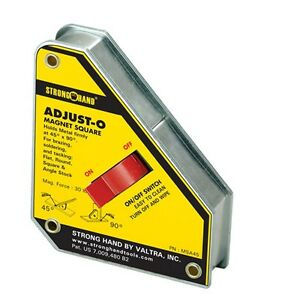 Strong Hand Adjust o Magnet Square With On off Switch Msa 45