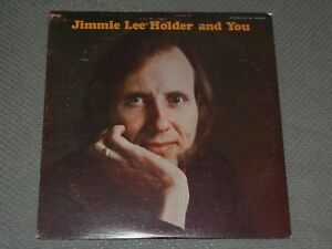 Jimmie Lee Holder and You Christian Gospel AUTOGRAPHED LP amp; Headshot FAST SHIP $58.45