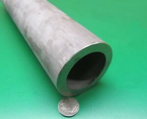 316 Stainless Steel Tube 2 1 2 Od X 1 750 Id X 375 Wall X 24 Length