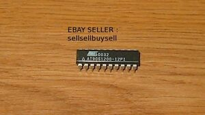 Find Buy At90s1200 New 144 Chips Atmel At90s1200 12pi Dip Microcontroller Chips