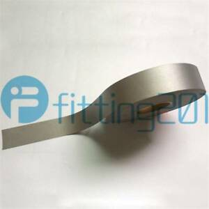 Roll Silver Reflective Tape Fabric Sew On Ccc dot c2 100m 10cm Width