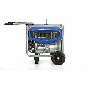 Yamaha Portable Generator 7200 Watt Lot Of 1