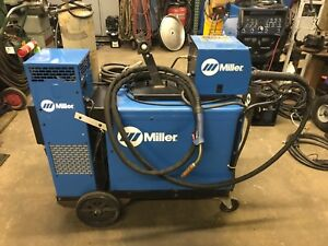Miller Shopmaster Cc cv ac dc Tig stick mig flux Cored Power Source Will Ship