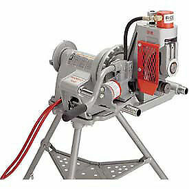 Ridgid 174 Model No 918 5 Roll Groover W 535 Carriage Mount Kit Lot Of 1