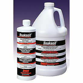 General Wire Gallon Of Snake oil Lot Of 1