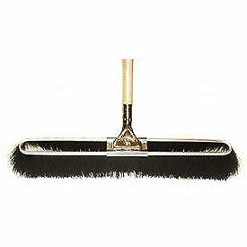 Medium Sweep Push Broom Lot Of 4