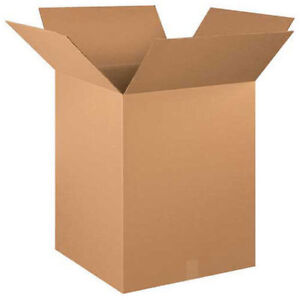 20 x20 x28 Corrugated Boxes 10 Pack Lot Of 10