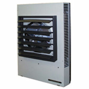 Tpi Horizontal vertical Discharge Fan Forced Suspended Unit Heater 3300w 480v 3