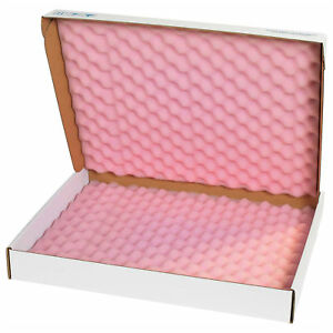 22 X 18 X 2 3 4 Anti static Foam Shippers 12 Pack Lot Of 1