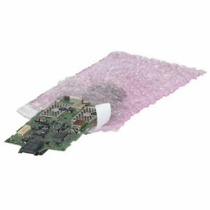 8 X 11 1 2 Anti static Bubble Bags 350 Pack Lot Of 1