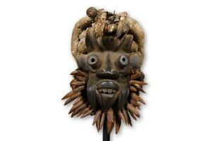 Guere African Mask 13 Ivory Coast