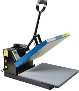 Fancierstudio Power Heat Press Digital Heat Press 15 X 15 Sublimation Heat Pr