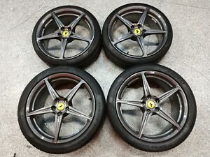 Oem Ferrari 458 california 20 Wheels And Tires