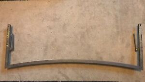 28 29 30 Model A Brigg Windshield Lower W Two Extension Arms 1928 1929 1930