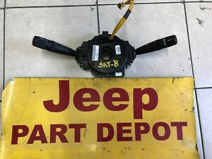 2007 Jeep Grand Cherokee Srt 8 Clock Spring Combo Switch Multi Function Oem
