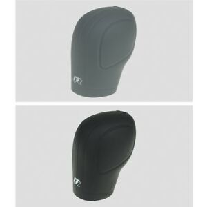 Soft Automatic Silicone Gear Shift Knob Cover Handbrake Grips Dust Proof Cover