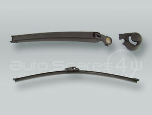 Rear Glass Wiper Arm With Blade Fits 2009 2014 Vw Jetta