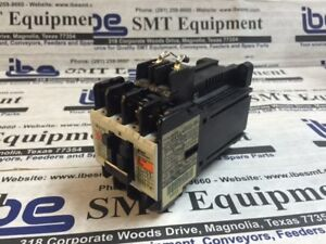 Lot Of 4 Fuji Electric Electrical Contactor Sc 4 1 g W warranty