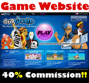 Game Business Gaming Websites Make Money Affiliate Home Onlin