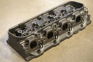 1970 Chevelle Ss 454 396 Ls6 Rectangle Port Cylinder Head 291 Dated A2070 70 L78