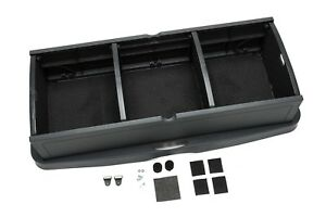 Oem Gm Collapsible Adjustable Trunk Cargo Organizer Tray Grey Fits Any Gm Trunk