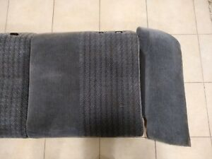 Oem 96 00 Honda Civic Si Em1 Complete Back Rear Seat Set Seats
