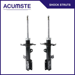 2x Rear Left Right Shocks Gas Struts Absorber Assembly For 2005 2010 Scion Tc