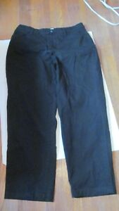 Lee Classic Fit at the waist women's jeans size 14 petite black