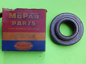 1940 s 1950 s 1960 s Power Wagon Dodge Truck Pinion Seal Nos Oem Mopar 928114