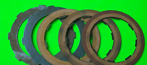 1953 1954 1955 1956 Chrysler Plymouth Dodge Nos Trans Clutch Plates Oem Mopar