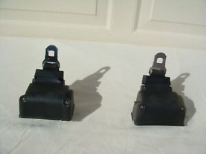 1973 Chevelle Passenger And Driver Rear Seat Belts 1 Pair