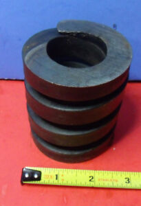 2 Heavy Duty Compression Springs 386