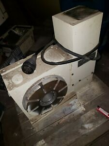 4th Axis Rotary Table Lmc Mmk Matsumoto Corp 8 For Fadal With Glentek Motor